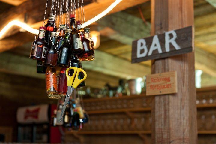 Creative idea for our bar