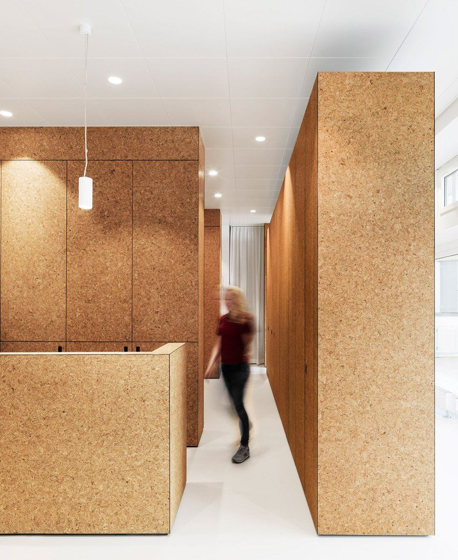 Dost Converts 1960s Restaurant Into Heart Clinic With Cork