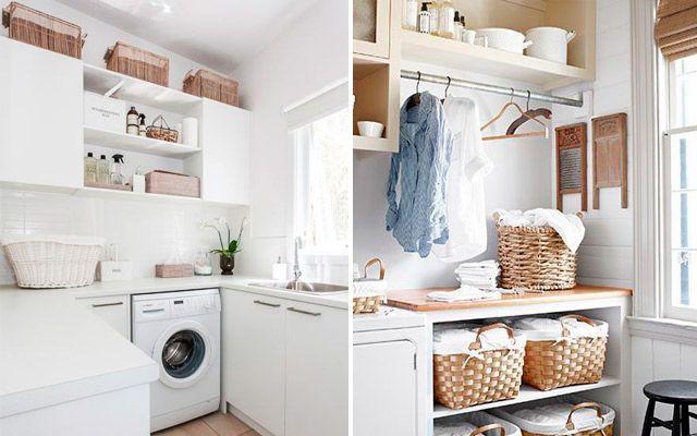 Ideas para decorar el cuarto de plancha o lavadero - Cuarto de plancha ...