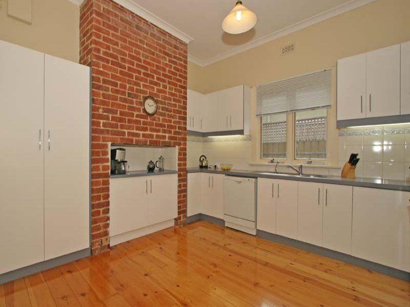 red brick kitchen google search