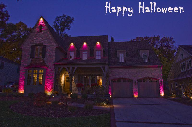 website for lights halloween pinterest