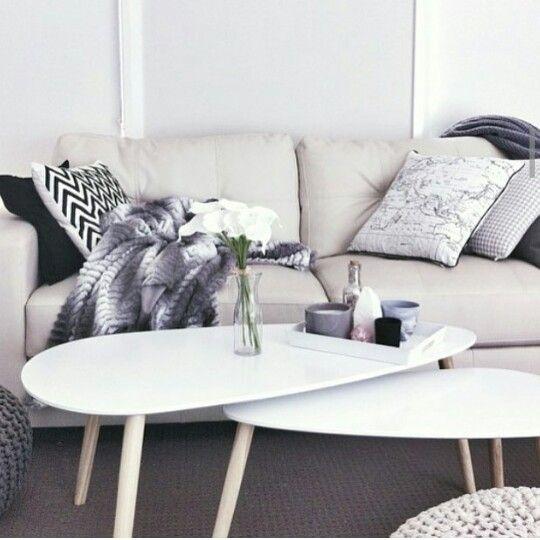 Coffee table n ottoman | Kmart decor, Kmart home, Home ...