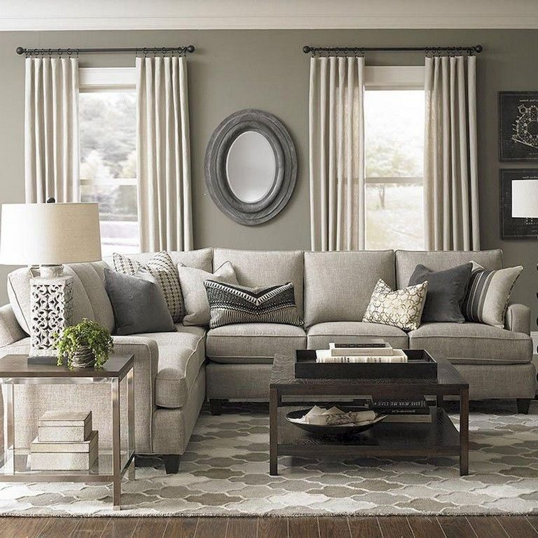 Transitional Living Room Decorating Ideas: 77+ Comfy Apartment Living Room Decorating Ideas
