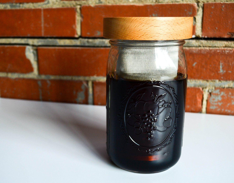 Cold Brew Coffee Maker 1 Quart Iced Coffee