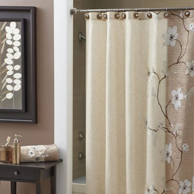 Croscill® Magnolia 70 Inch X 72 Inch Shower Curtain   BedBathandBeyond.com