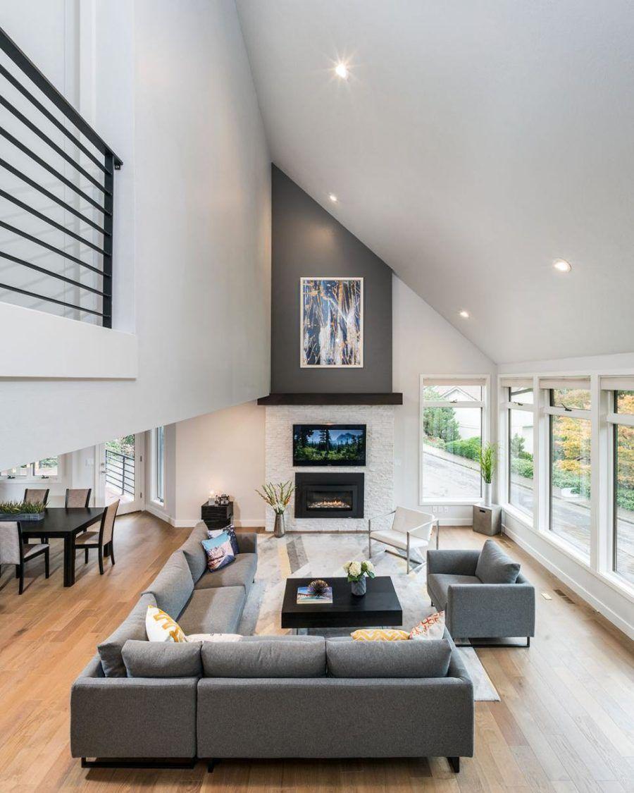 Ultra Modern Living Rooms For Hospitable Homeowners Modern Dining Rooms Contemporary Living Room Decor Modern Modern Dining Room Ultra modern living room