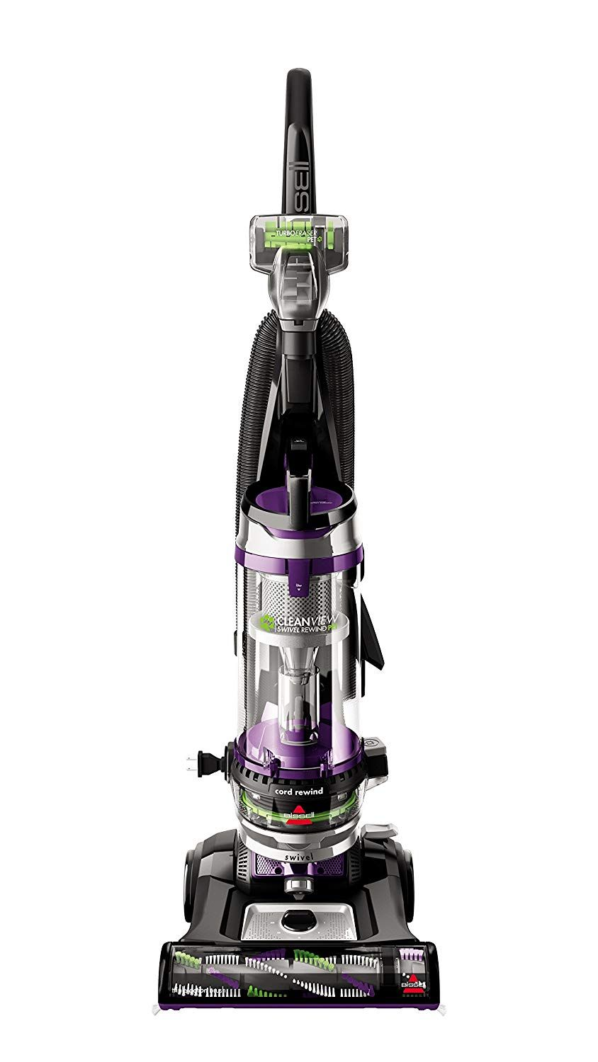 Bissell Hard Floor Expert Canister Vacuum (BISSELL Hard