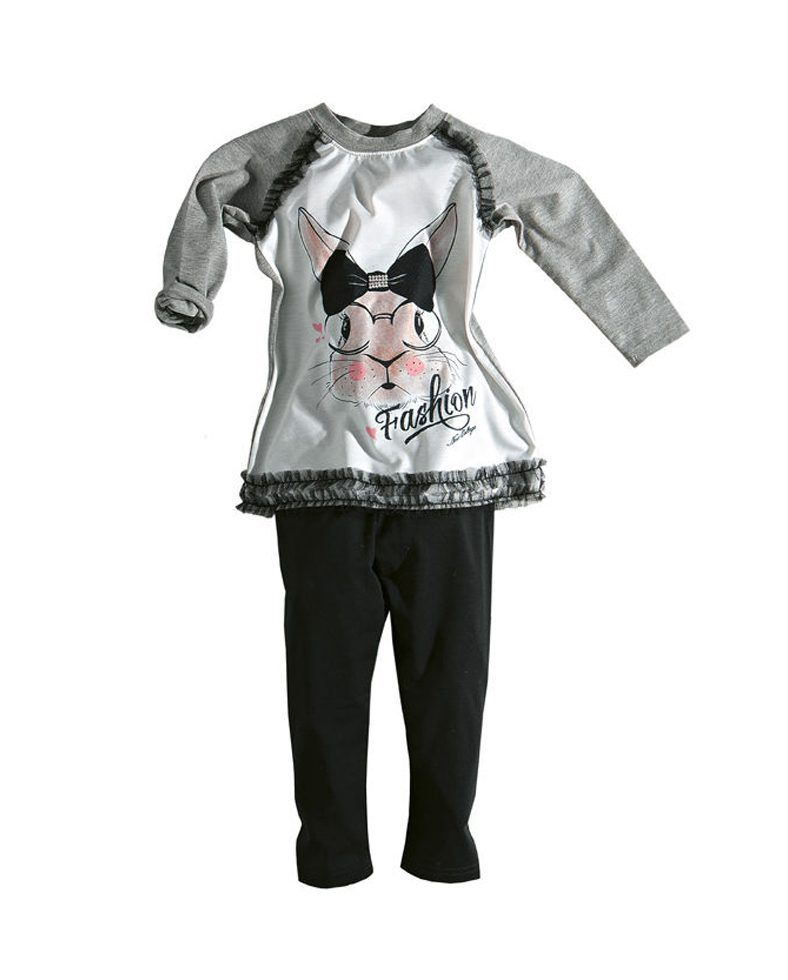 8dd3f868d4f Σετ Μπλούζα - Κολάν | Poulain.gr | Παιδικά Ρούχα | Κορίτσι ...