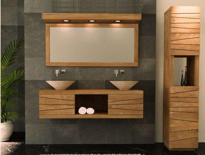 Copia di mobili bagno stile etnico in legno massello.jpg | bagno ...