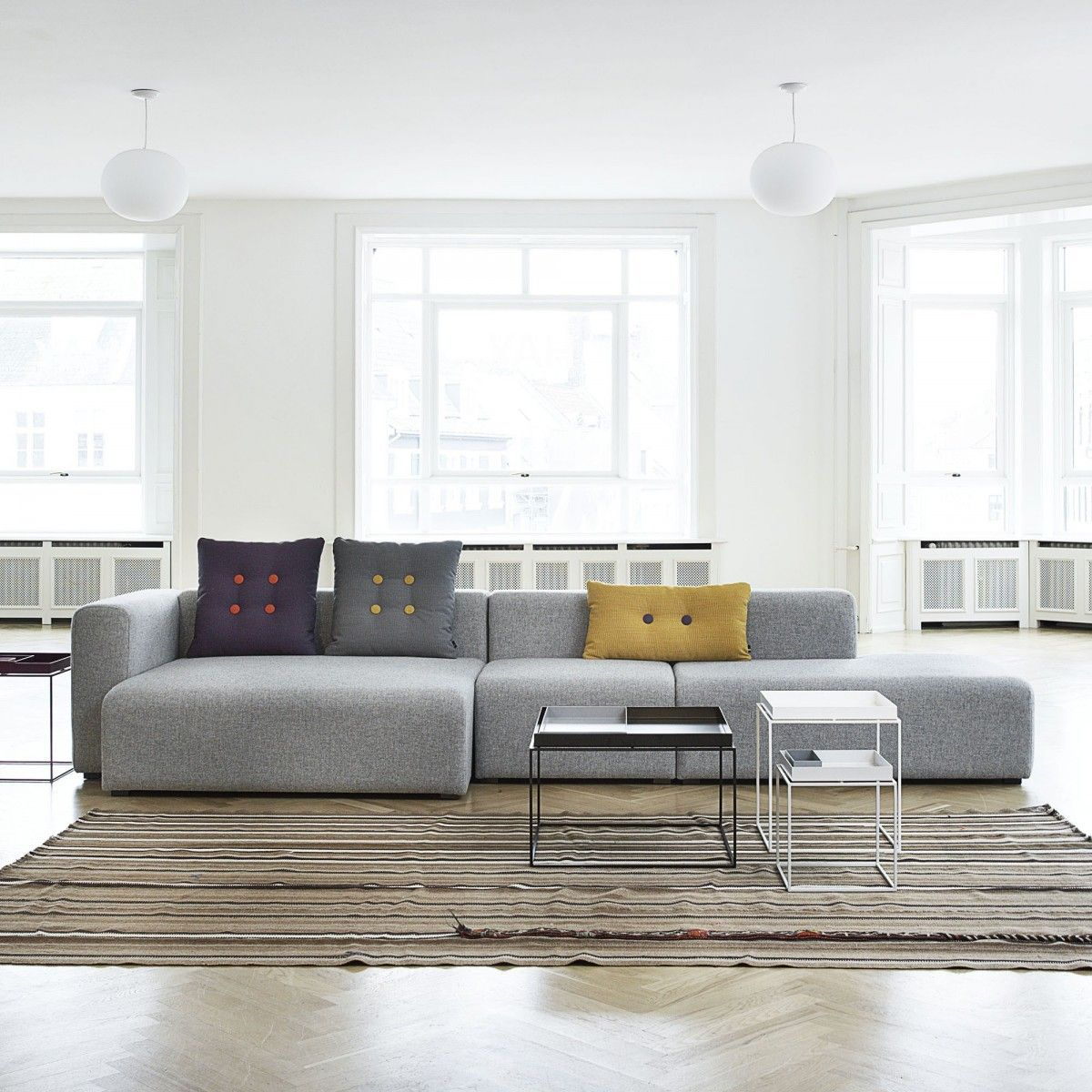 Sieben Fragen An Compose Sofa Home Design Informationen Canapé Mags 02 Hay Bank Sofa Modular Sofa En Hay