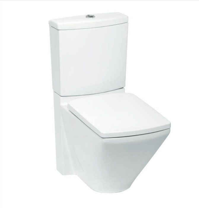 kohler toilet   3737A-0 - Escale® Toilet Suite Back-To-Wall ...