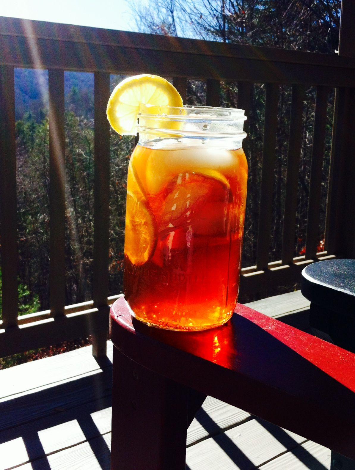 Carolina Sweet Tea Nothing Like It Sweet Tea Alcoholic Drinks Alcohol