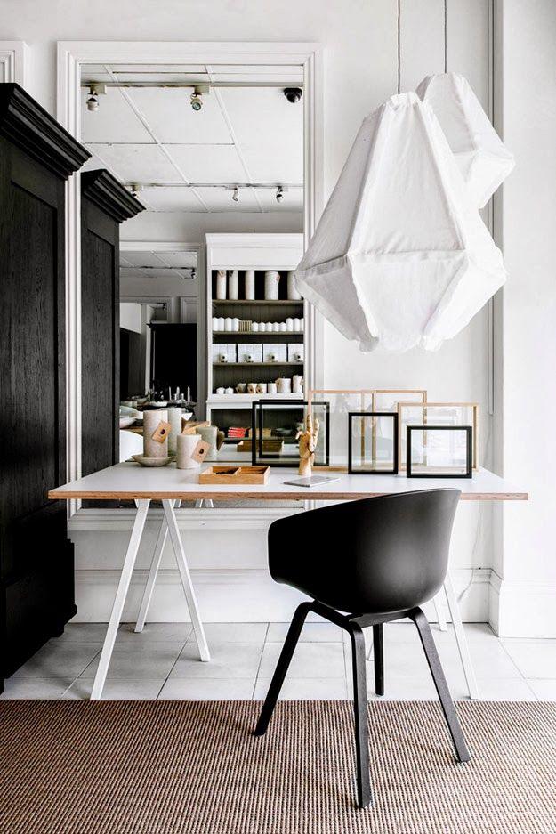 POND SHOP (createcph) | Desks, Interiors and Pond