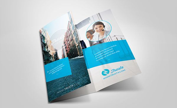 Really Beautiful Brochure Designs Templates For Inspiration - 2 fold brochure template free