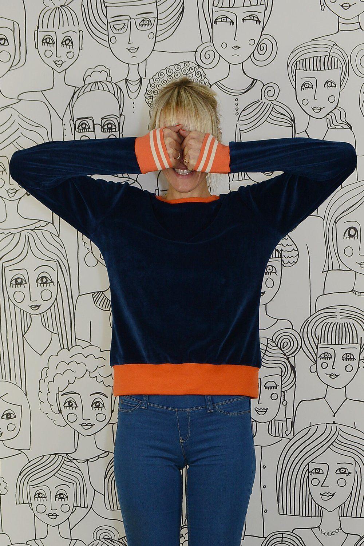 Boy Pullover Damen