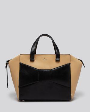 bfcda68360 Kate Spade Two Park Avenue Beau Shopper bag | Fox & She Style ...