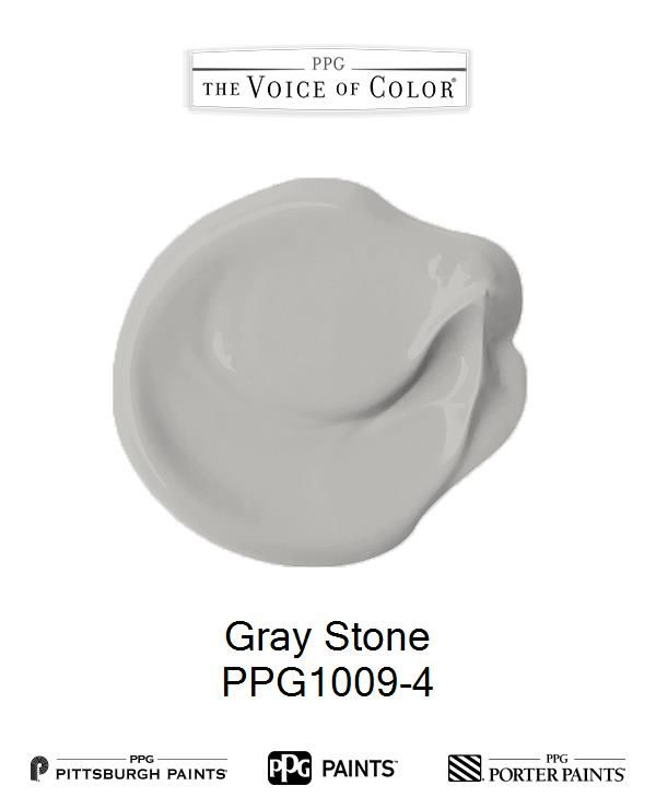 Gray Stone Is A Part Of The Grays Blacks Collection By Ppg Voice Color Browse This Paint And More Collections For Inspiration