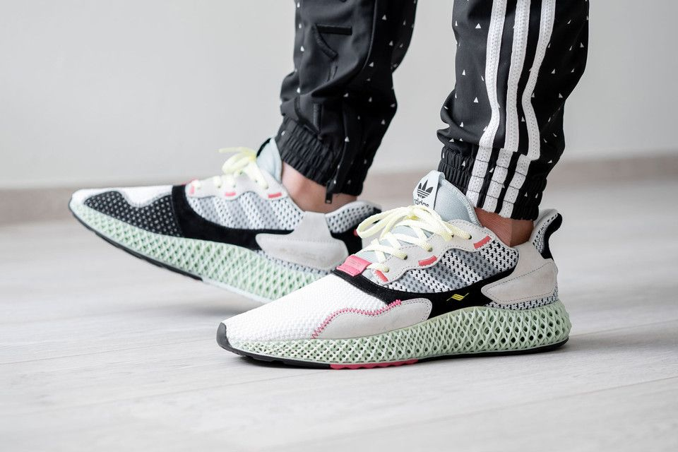 Silhouette 2019 Zx Adidas's A First Look In 4000 New 4d At 8n0vNmwO