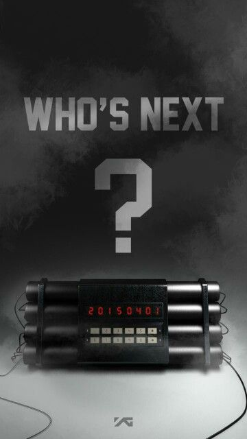 WHO'S NEXT? BIGBANG comeback on April 1st?! #BIGBANG #YGFAMILY