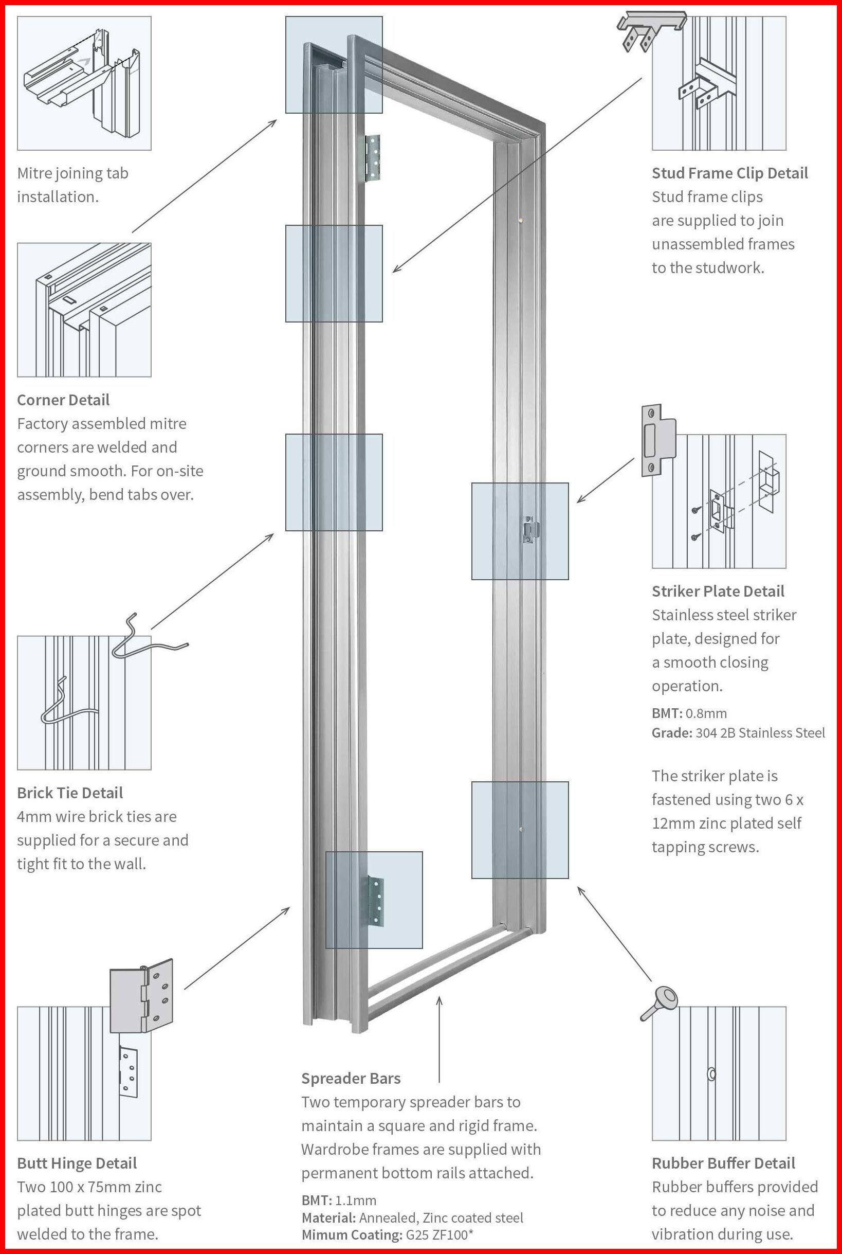 101 Reference Of Front Door Steel Frame In 2020 Steel Front Door Contemporary Front Doors Steel Frame