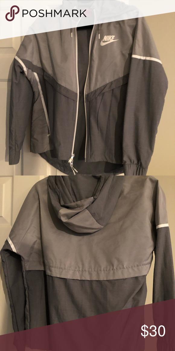 1a286f01b1ae Nike Track jacket worn once Size M Nike track jacket - like new super cute  - windbreaker material Nike Jackets   Coats