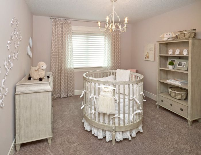 10 Best Baby Cribs For Creating The Ultimate Nursery Round Baby