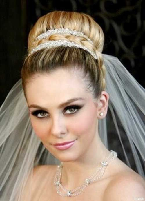 Hair Ups With Veils Google Search Wedding Veil