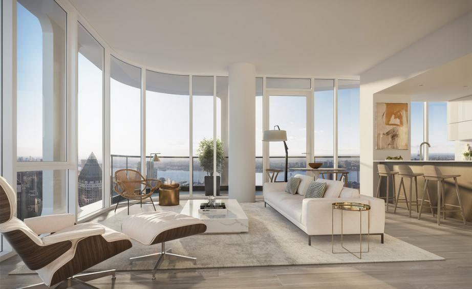 New York City S Latest Crop Of Luxury Residential Developments Nyc Apartment Luxury New York Apartment Luxury Luxury Apartments