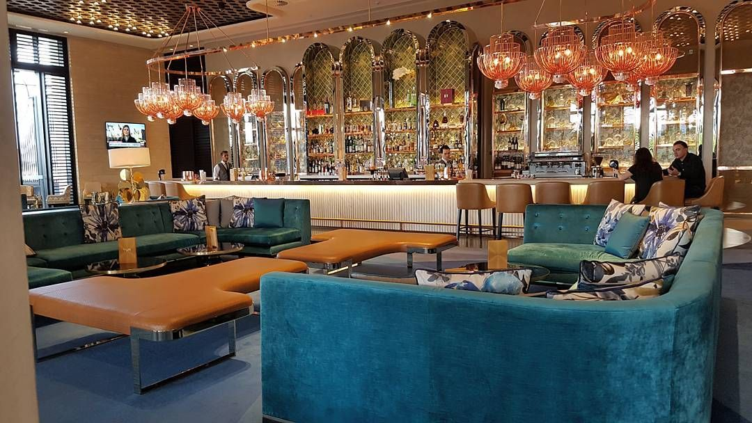 The Waiting Room Nice Spot For A Drink Crown Towers Perth Thefoodiehub House Waiting Rooms Room