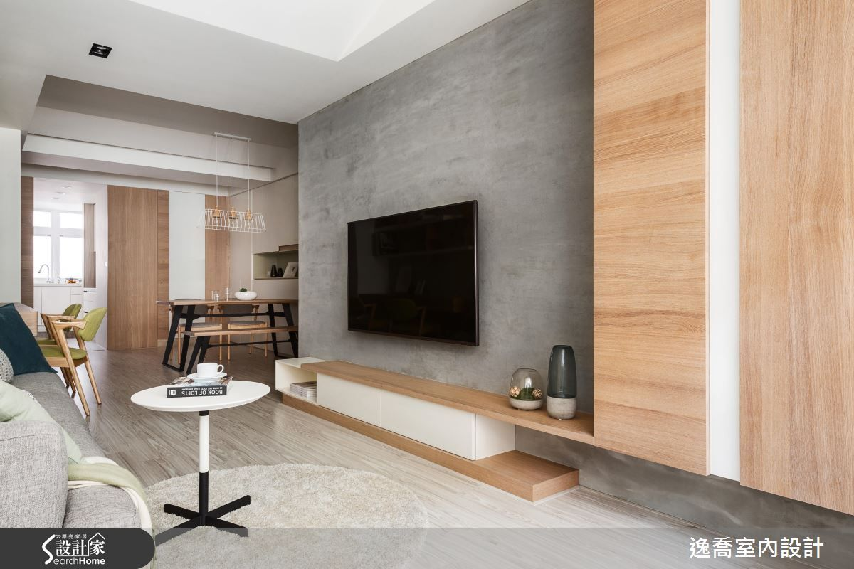 逸喬室內設計 北歐風設計圖片逸喬 22之7 設計家 Searchome Living
