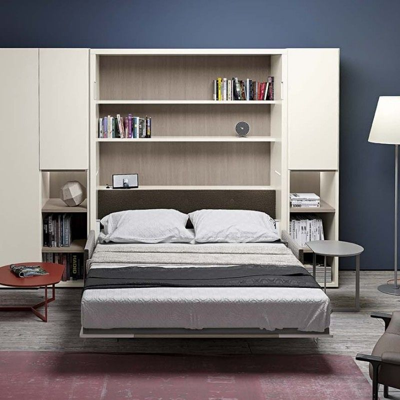 Armadio letto matrimoniale Dynamic Day #3 - CLEVER.IT | Letti a ...