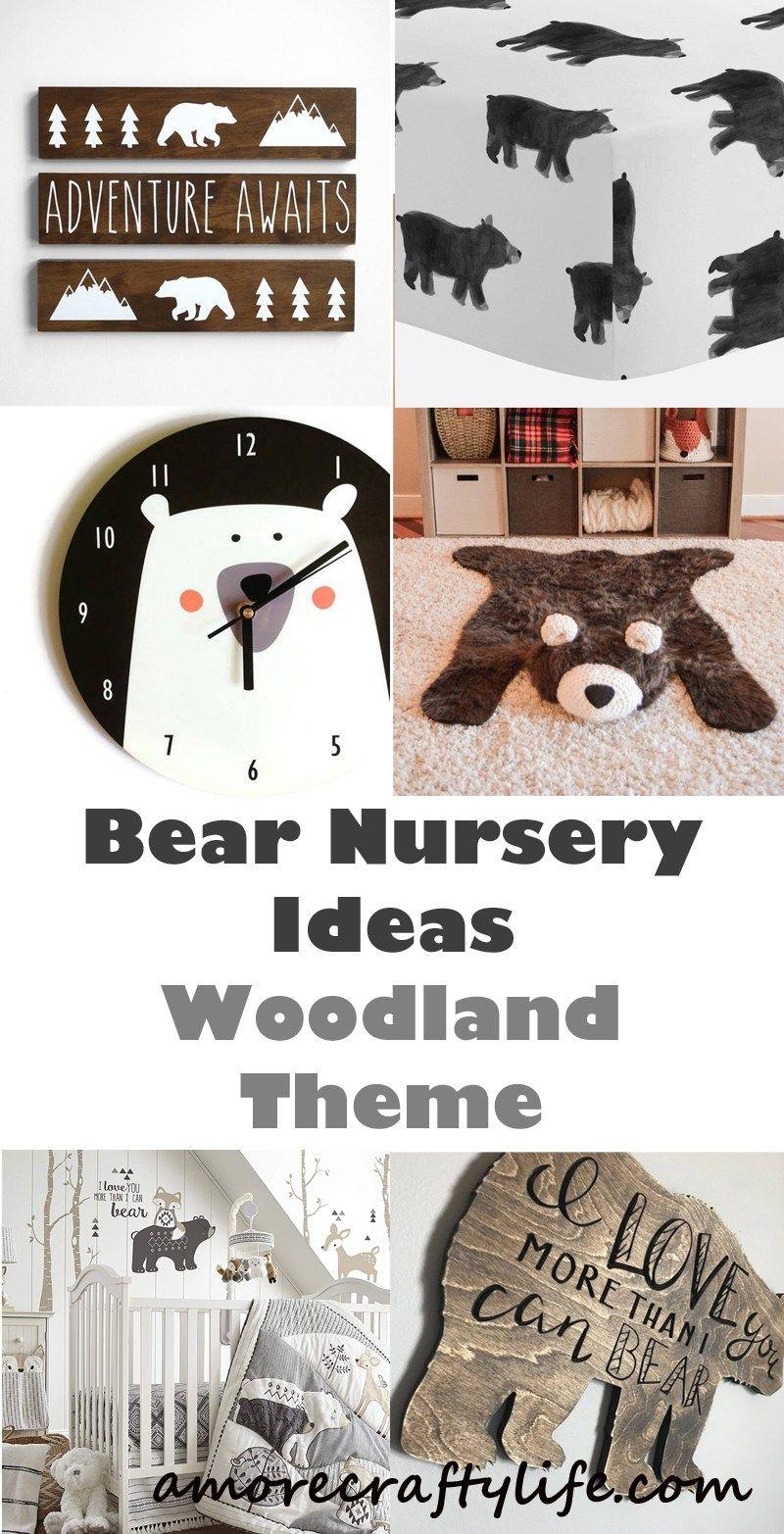 woodland theme decor ideas get the look at home.htm bear nursery ideas     woodland theme  with images  woodland  bear nursery ideas     woodland theme