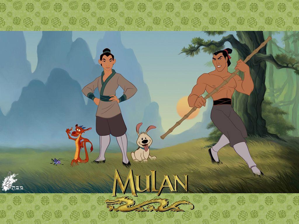 Mulan Princesas Disney | Dibujos para Niños