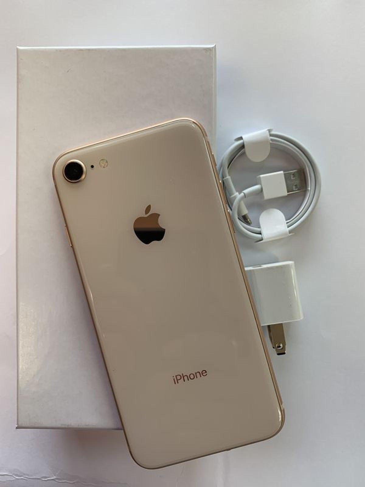 Apple Iphone 8 Gold 64gb T Mobile Iphone Apple Iphone Iphone 8
