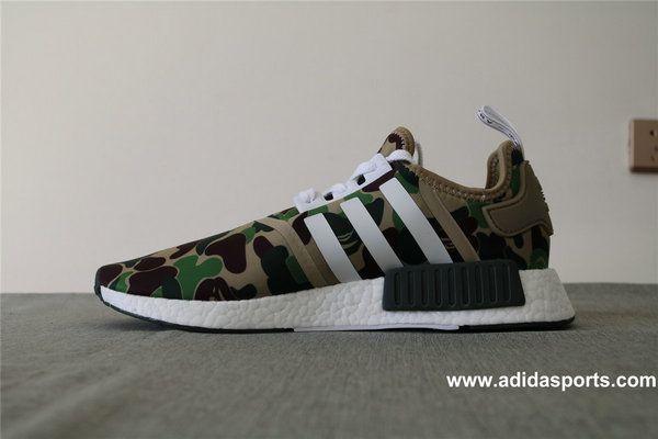 adidas nmd r1 bape verde mimetico - negozio on - line per ba7326]: