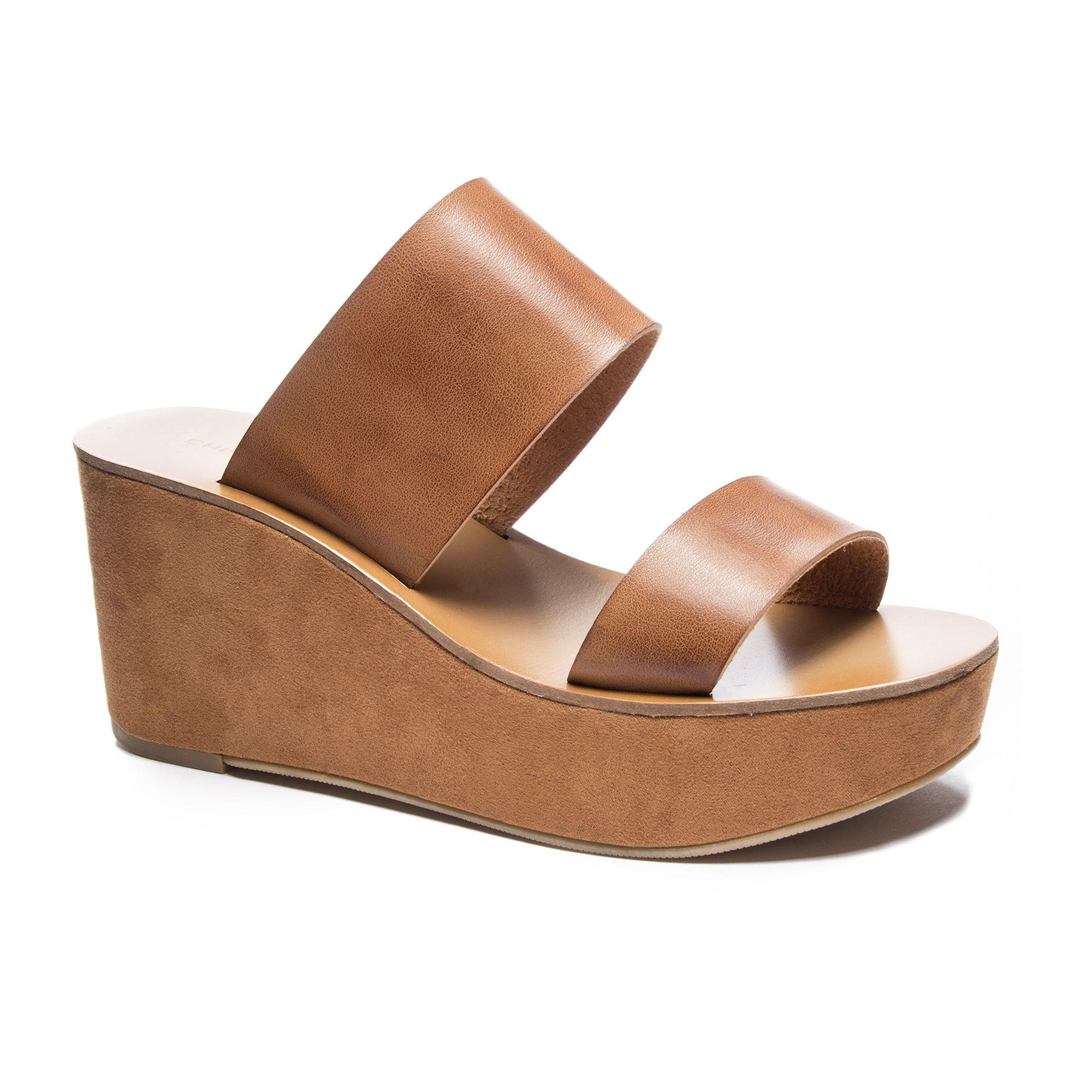 d89b0fd0749 Ollie Wedge Slide Sandal