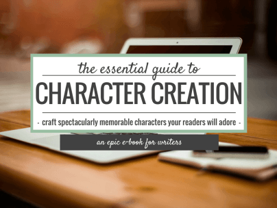 The Essential Guide to Character Creation via Shesnovel.com
