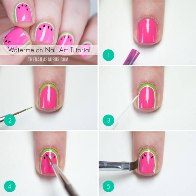 Instructions – How to do Shellac Nails at Home | cosmetics ...