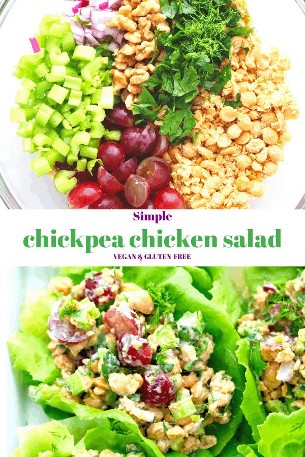 Chicken Salad Recipe Vegetarian