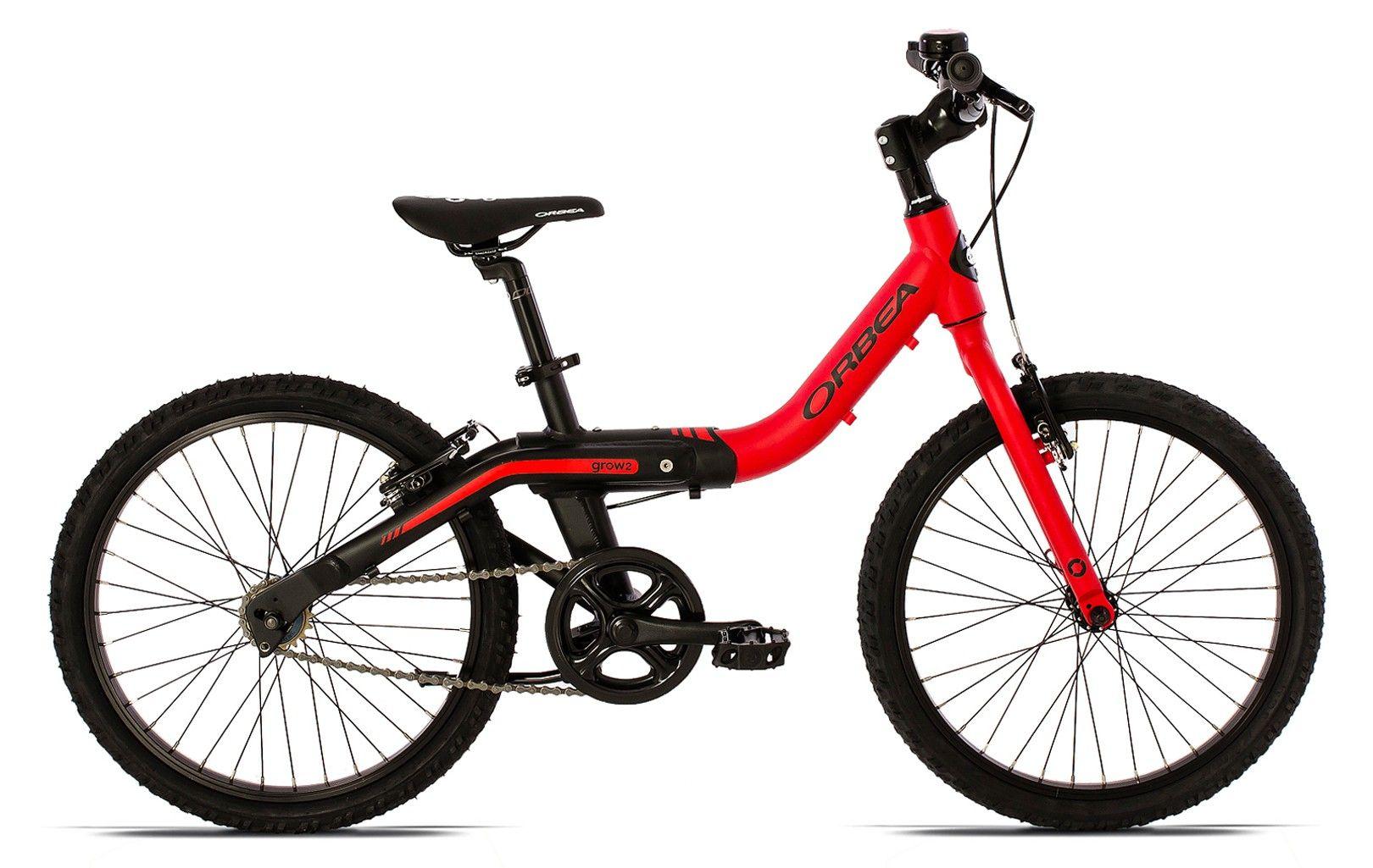 8b43bdb58af3b Kids Bike - Orbea Grow 2 1v 2013 - Red Black £224.10 SALE