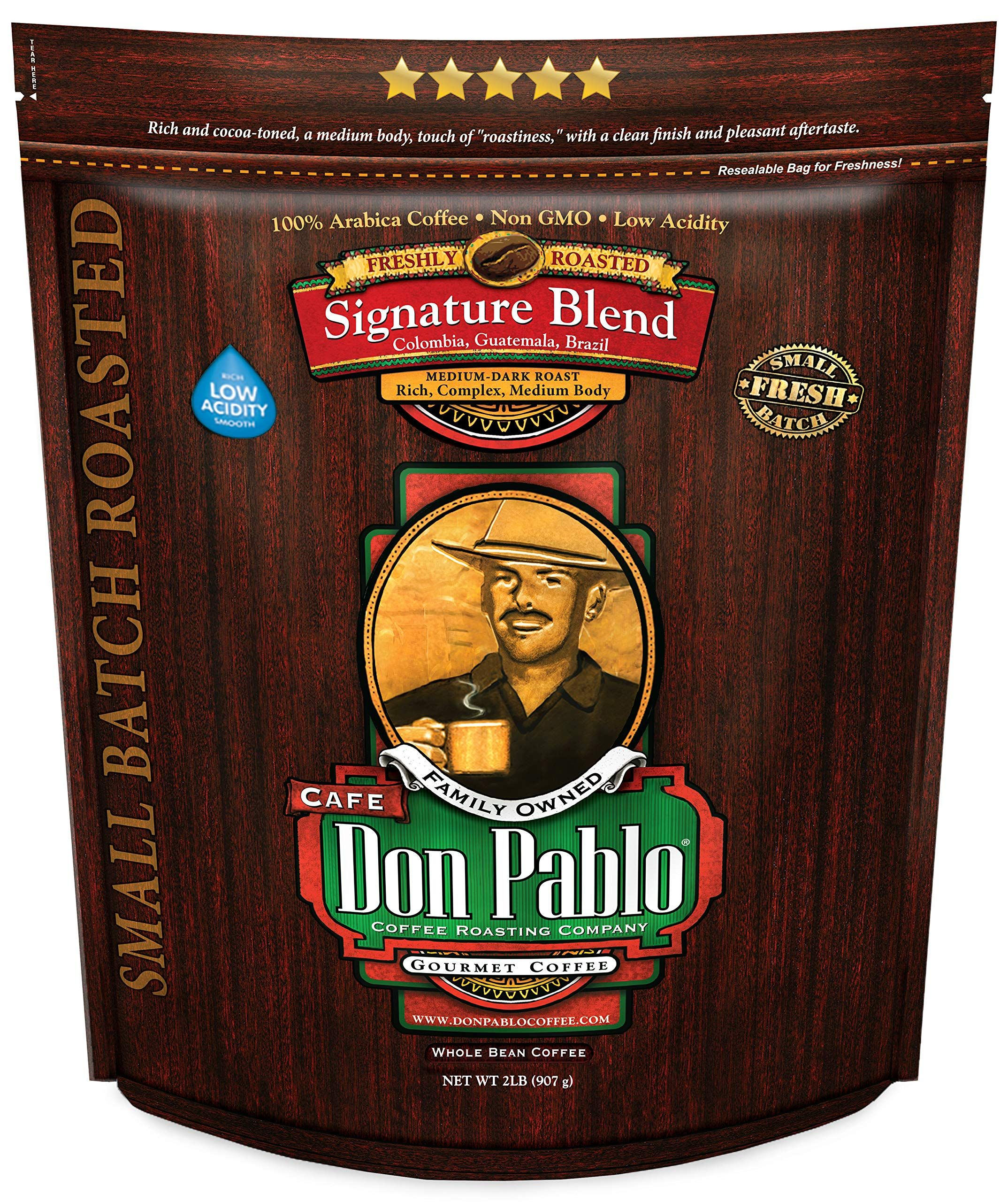 Cafe don pablo gourmet signature in 2020 decaf coffee