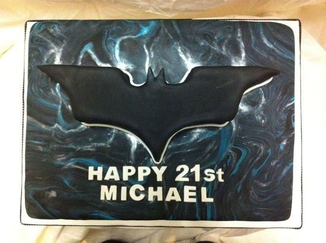 Batmancakescupcakesmumbaibirthday Lol Pinterest Batman - Dark knight birthday cake