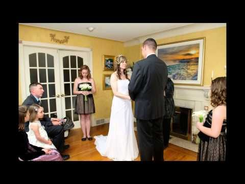 Laura Lee And Eric Talk About Our Niagara Falls Chapel On The Lane Wedding Packages Including Minster