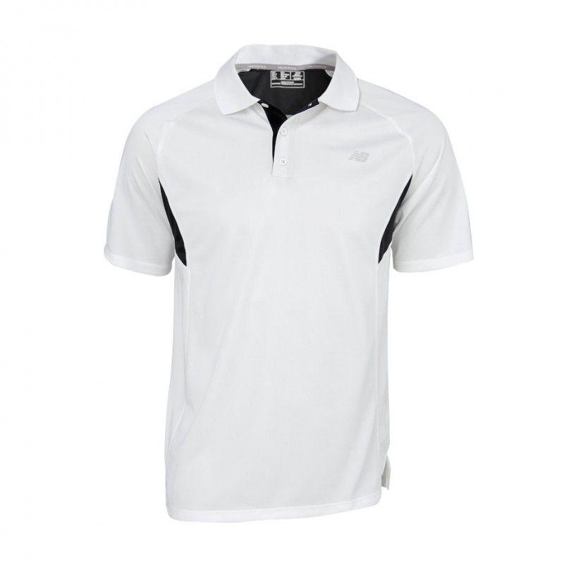 Polo deportiva - NEW BALANCE #sportwear #modadeportiva #sport #outdoors #hombre #siman
