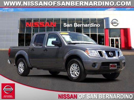 Truck, 2016 Nissan Frontier 2WD Crew Cab SV With 4 Door In San Bernardino,