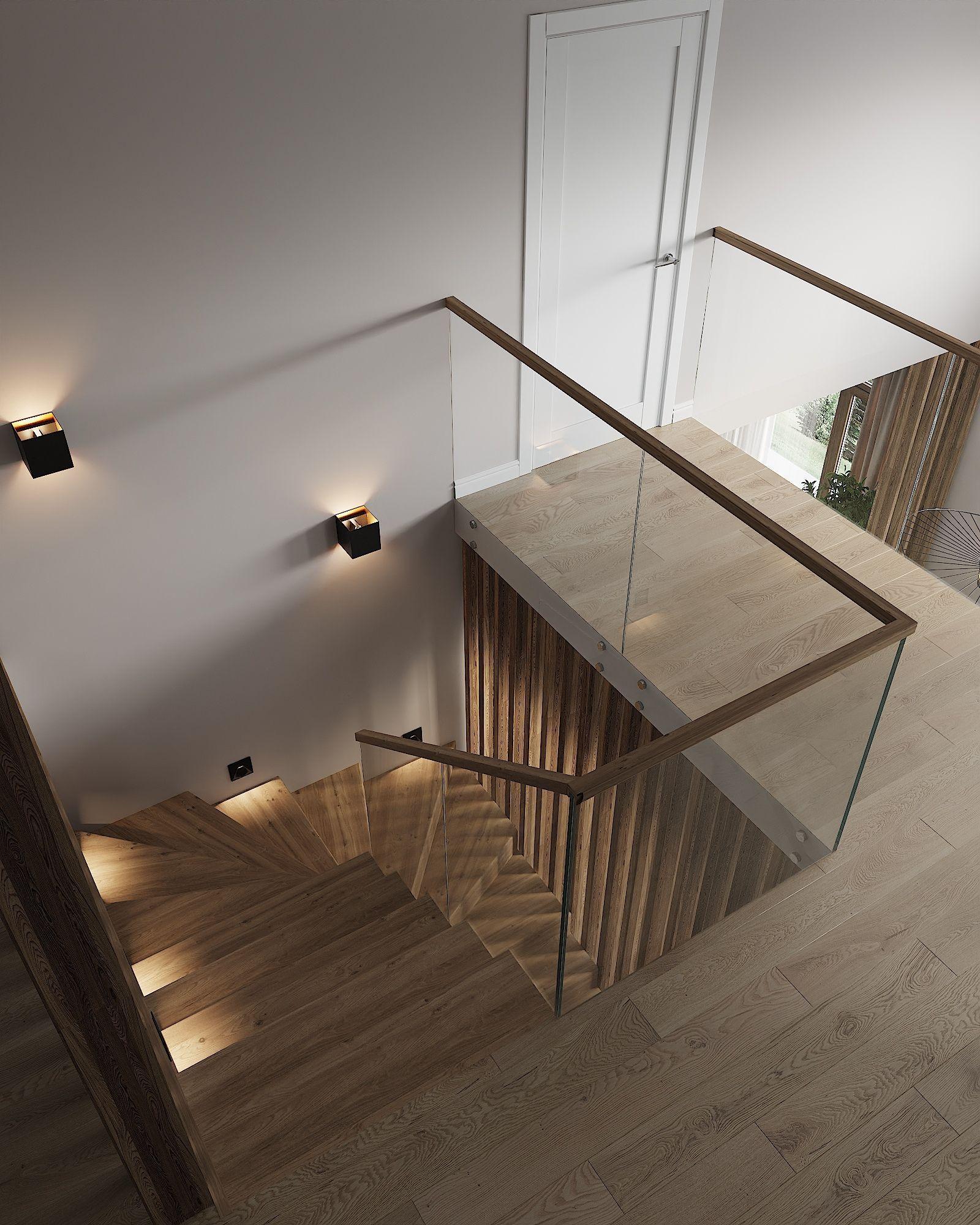 Modern Staircase En 2020 Diseno De Escaleras Interiores Escaleras Para Casas Pequenas