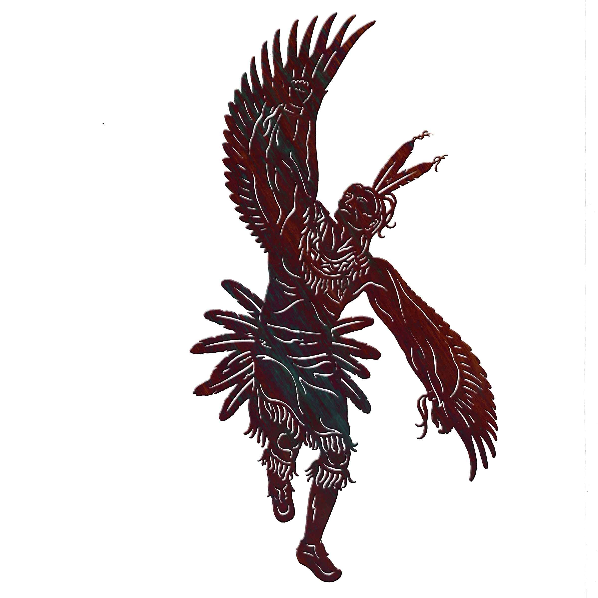 native american Eagle artwork | Native American Eagle ...