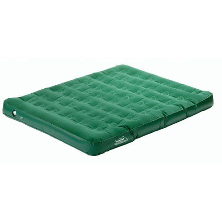 Texsport Deluxe Queen Size Air Bed, Green