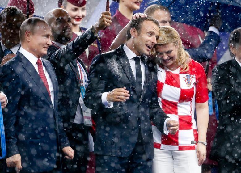 Kroatiens Präsidentin