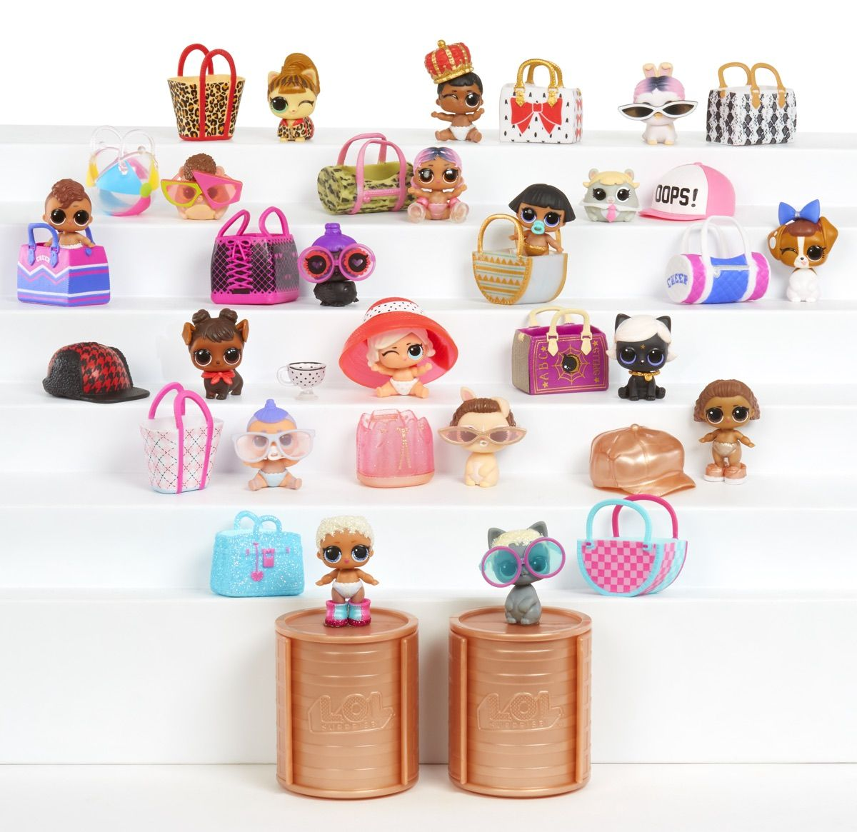 L O L Surprise Lils Makeover Series Lol Dolls Xmas Toys Lol